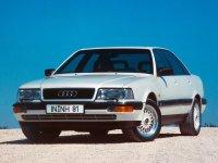 Audi V8, 1 поколение, Седан, 1988–1994