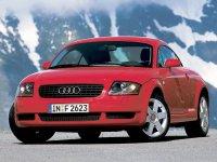 Audi TT, 8N, Купе, 1998–2003