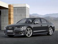 Audi S8, D4 [рестайлинг], Седан, 2013–2016