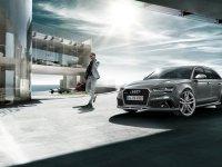 Audi RS6, C7 [рестайлинг], Avant универсал, 2014–2016