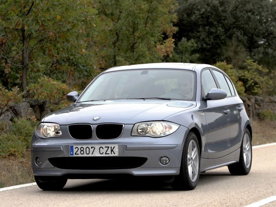 Bmw 1-series хетчбэк, 2004–2007, E87 - отзывы, фото и характеристики на Car.ru