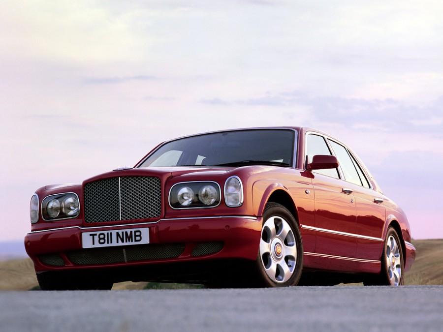 Bentley Arnage седан, 1998–2002, 1 поколение - отзывы, фото и характеристики на Car.ru