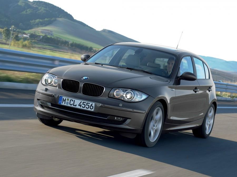 Bmw 1-series хетчбэк 5-дв., 2007–2012, E81/E82/E87/E88 [рестайлинг] - отзывы, фото и характеристики на Car.ru