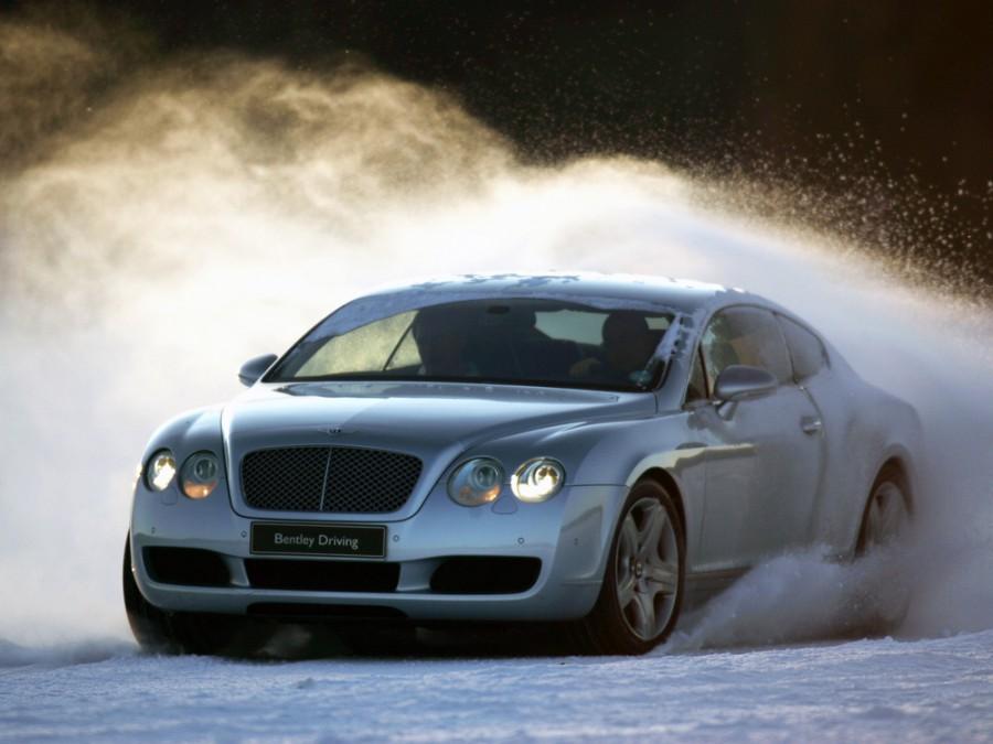 Bentley Continental GT купе 2-дв., 2003–2012, 1 поколение - отзывы, фото и характеристики на Car.ru