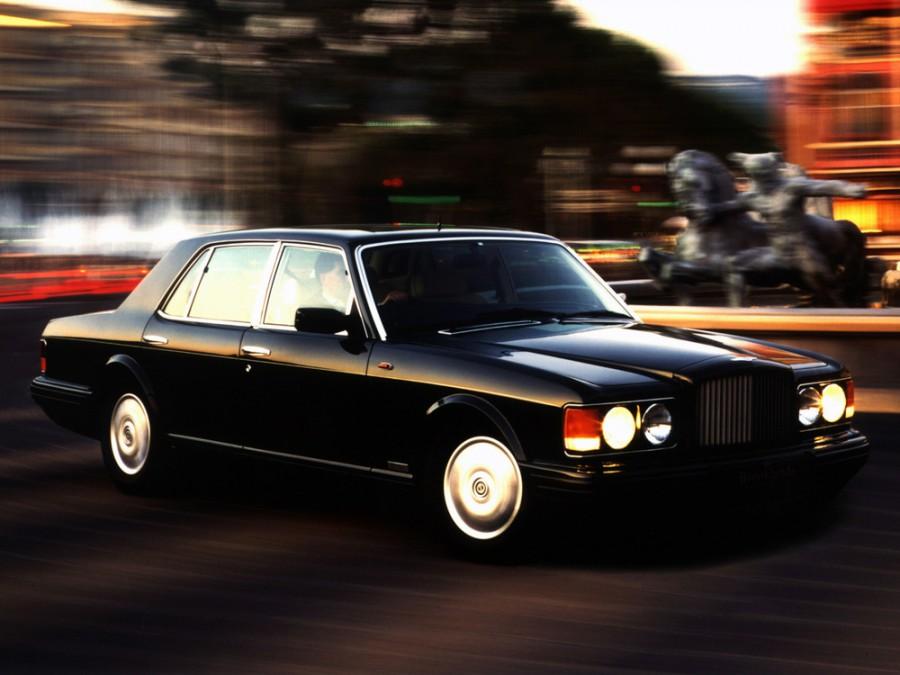 Bentley Brooklands седан, 1994–1998, 1 поколение - отзывы, фото и характеристики на Car.ru