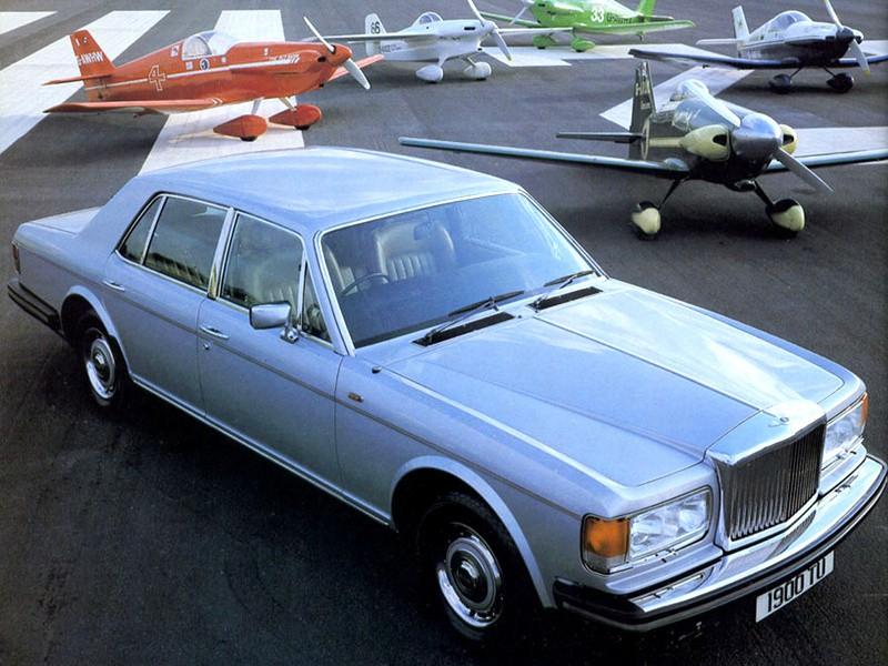 Bentley Mulsanne седан, 1984–1992, 1 поколение - отзывы, фото и характеристики на Car.ru