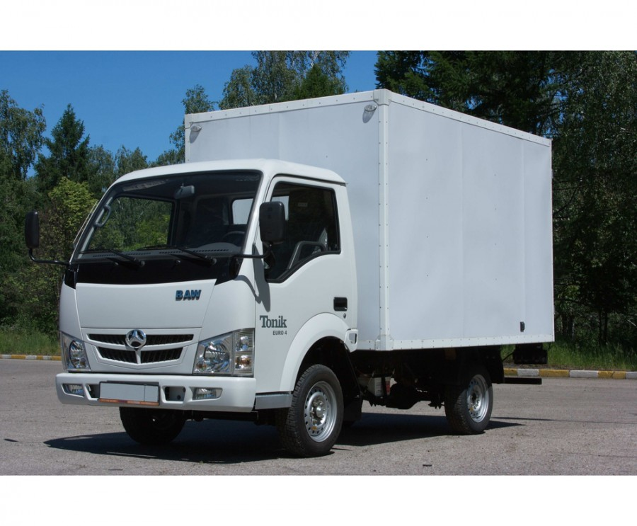 Baw Tonik фургон, 2012–2015, 1 поколение - отзывы, фото и характеристики на Car.ru
