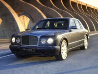 Bentley Arnage, 2 поколение, R седан 4-дв., 2002–2009