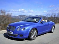 Bentley Continental GTC, 1 поколение, Speed кабриолет 2-дв., 2005–2011