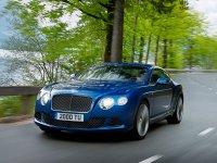 Bentley Continental GT, 2 поколение, Speed купе 2-дв., 2010–2016