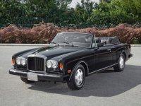 Bentley Continental, 1 поколение, Кабриолет, 1992–1995