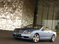 Bentley Continental GTC, 1 поколение, Кабриолет 2-дв., 2005–2011