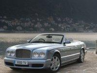 Bentley Azure, 2 поколение, Кабриолет 2-дв., 2007–2011