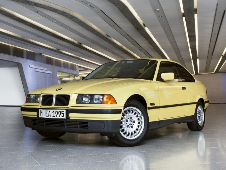 Bmw 3-series купе, 1990–2000, E36 - отзывы, фото и характеристики на Car.ru