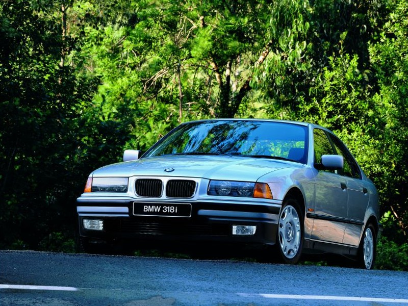 Bmw 3-series седан, 1990–2000, E36 - отзывы, фото и характеристики на Car.ru