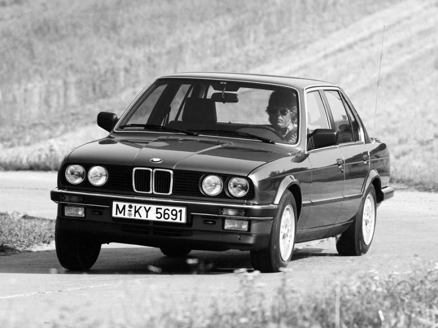Bmw 3-series седан 4-дв., 1982–1990, E30 - отзывы, фото и характеристики на Car.ru
