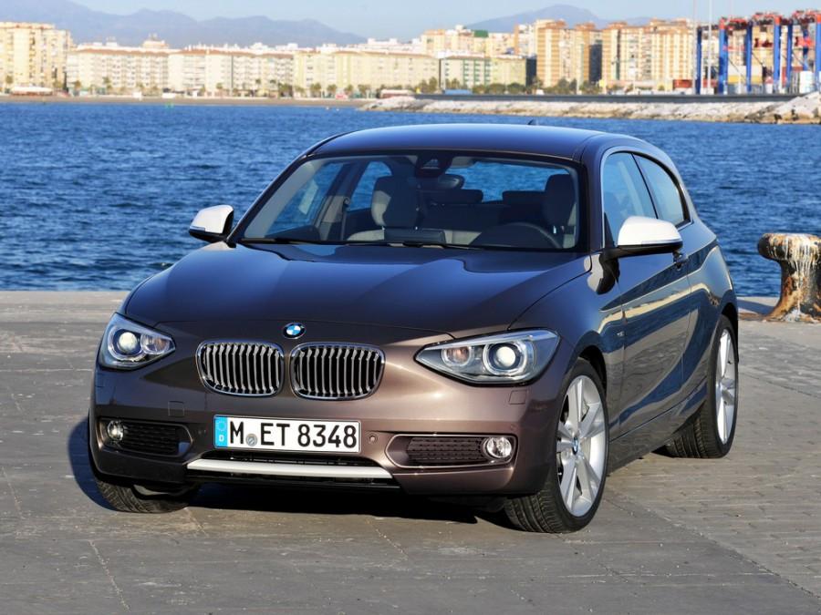 Bmw 1-series хетчбэк 3-дв., 2011–2015, F20/F21 - отзывы, фото и характеристики на Car.ru