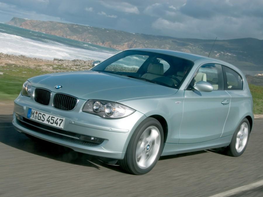 Bmw 1-series хетчбэк 3-дв., 2007–2012, E81/E82/E87/E88 [рестайлинг] - отзывы, фото и характеристики на Car.ru