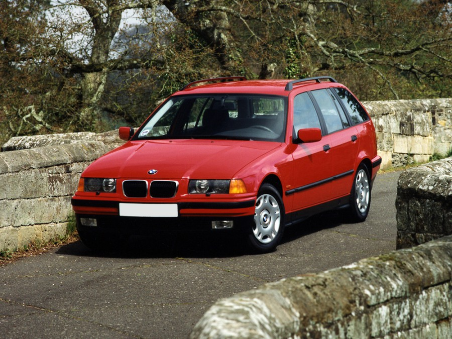 Bmw 3-series Touring универсал, 1990–2000, E36 - отзывы, фото и характеристики на Car.ru
