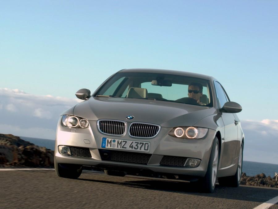 Bmw 3-series купе, 2004–2010, E90/E91/E92/E93 - отзывы, фото и характеристики на Car.ru