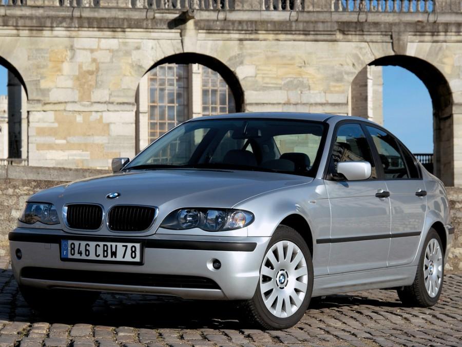 Bmw 3-series седан, 2001–2006, E46 [рестайлинг] - отзывы, фото и характеристики на Car.ru