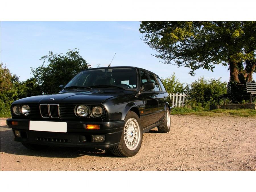 Bmw 3-series Touring универсал, 1987–1994, E30 [рестайлинг] - отзывы, фото и характеристики на Car.ru