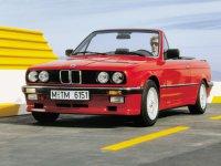 Bmw 3-series, E30, Кабриолет, 1982–1990