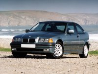 Bmw 3-series, E36, Compact хетчбэк, 1990–2000