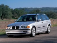 Bmw 3-series, E46, Touring универсал, 1997–2003