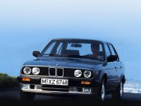 Bmw 3-series, E30 [рестайлинг], Седан 4-дв., 1987–1994