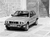 Bmw 3-series, E30, Седан 2-дв., 1982–1990