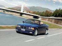 Bmw 3-series, E36, Кабриолет, 1990–2000
