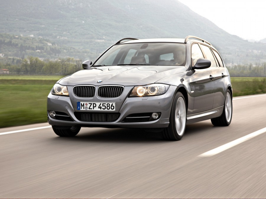 Bmw 3-series Touring универсал, 2008–2013, E90/E91/E92/E93 [рестайлинг] - отзывы, фото и характеристики на Car.ru