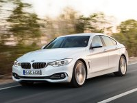 Bmw 4-series, F32/F33/F36, Gran coupe лифтбэк, 2013–2016