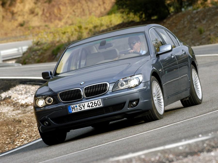 Bmw 7-series седан, 2005–2008, E65/E66 [рестайлинг] - отзывы, фото и характеристики на Car.ru