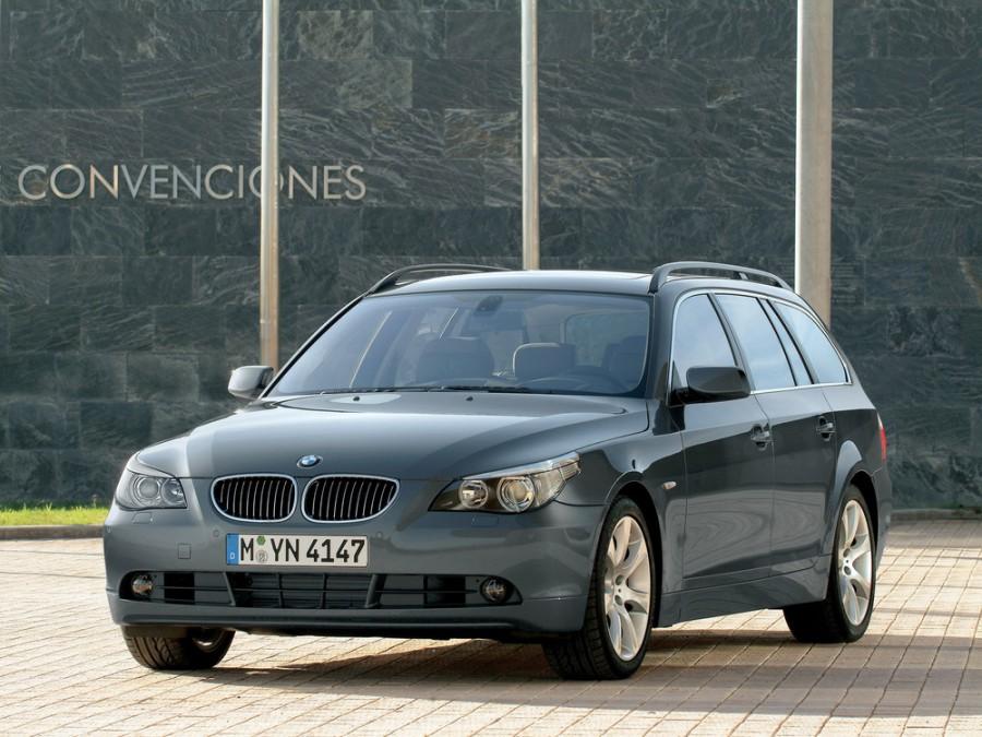 Bmw 5-series Touring универсал, 2003–2007, E60/E61 - отзывы, фото и характеристики на Car.ru