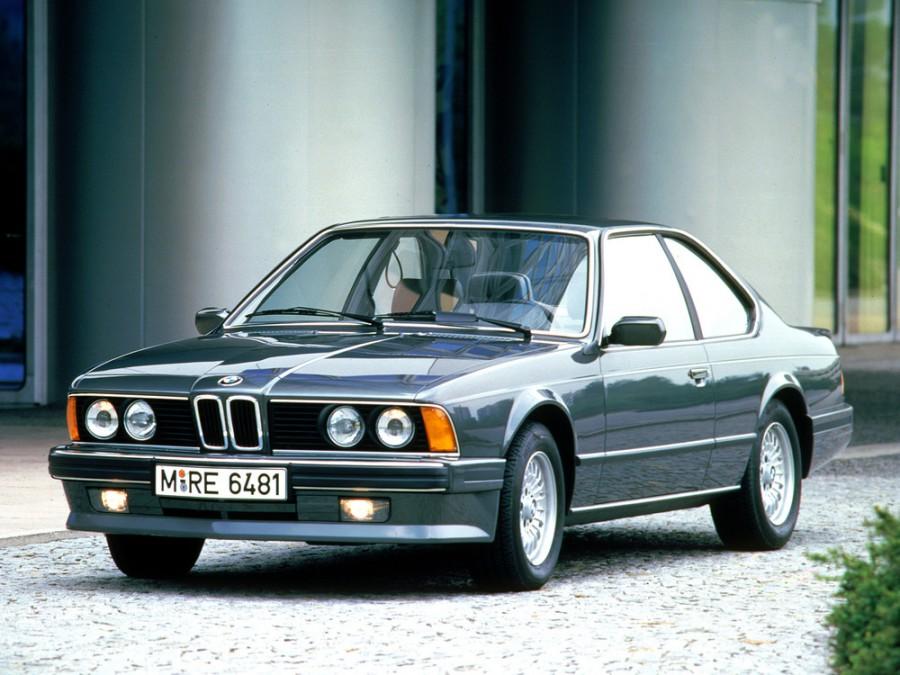 Bmw 6-series купе, 1987–1989, E24 [2-й рестайлинг] - отзывы, фото и характеристики на Car.ru