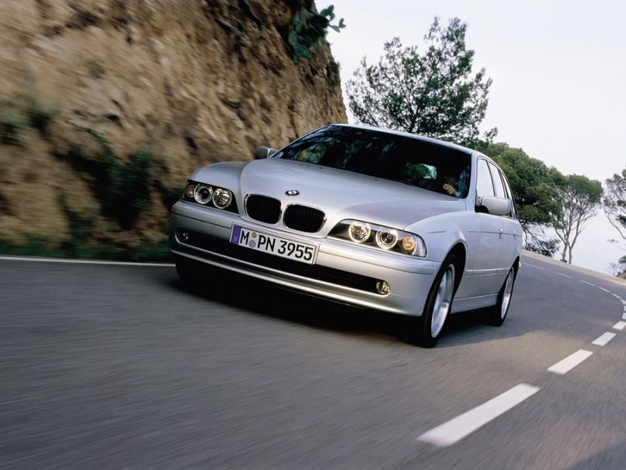 Bmw 5-series Touring универсал, 2000–2004, E39 [рестайлинг] - отзывы, фото и характеристики на Car.ru