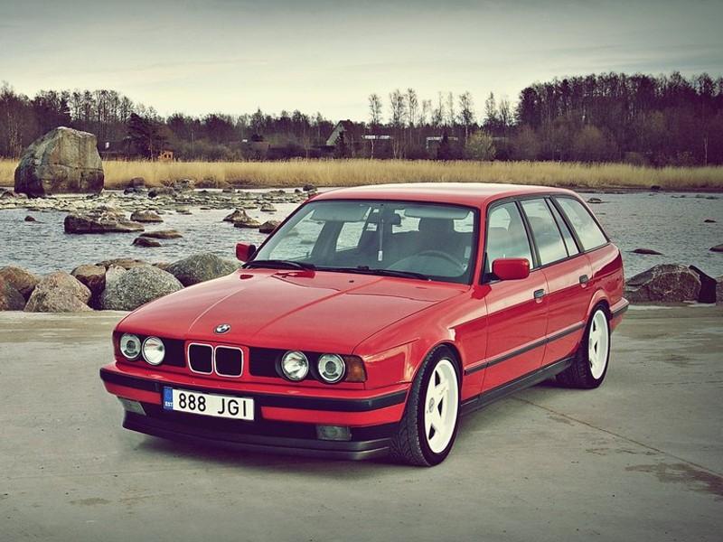 Bmw 5-series Touring универсал, 1988–1996, E34 - отзывы, фото и характеристики на Car.ru