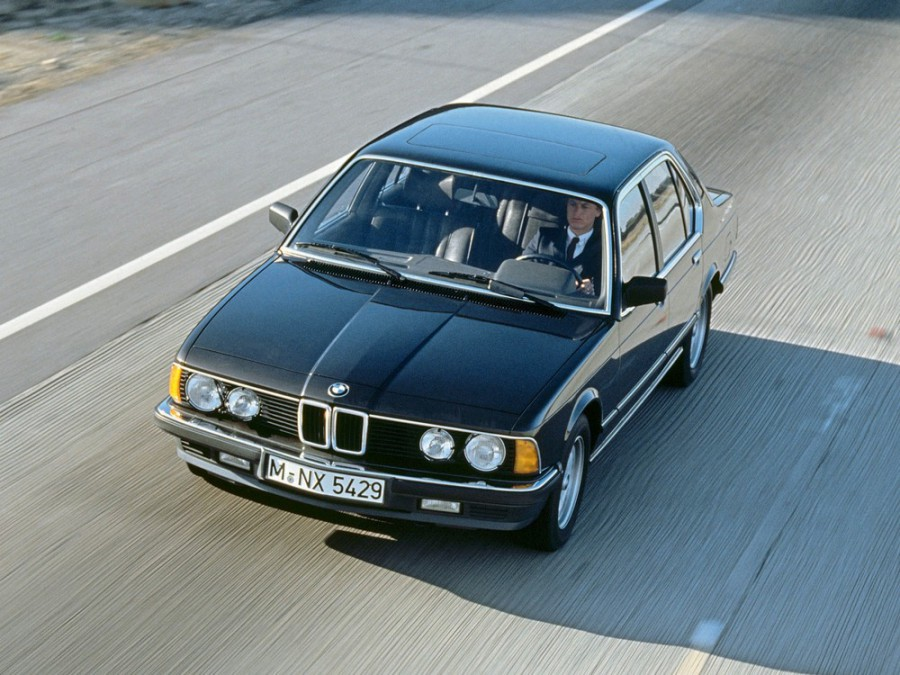 Bmw 7-series седан, 1982–1987, E23 [рестайлинг] - отзывы, фото и характеристики на Car.ru