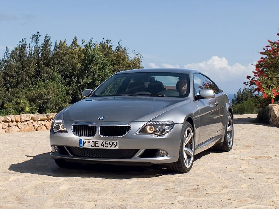 Bmw 6-series купе, 2007–2010, E63/E64 [рестайлинг] - отзывы, фото и характеристики на Car.ru