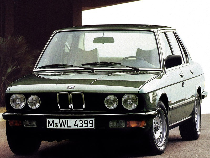 Bmw 5-series седан, 1981–1988, E28 - отзывы, фото и характеристики на Car.ru