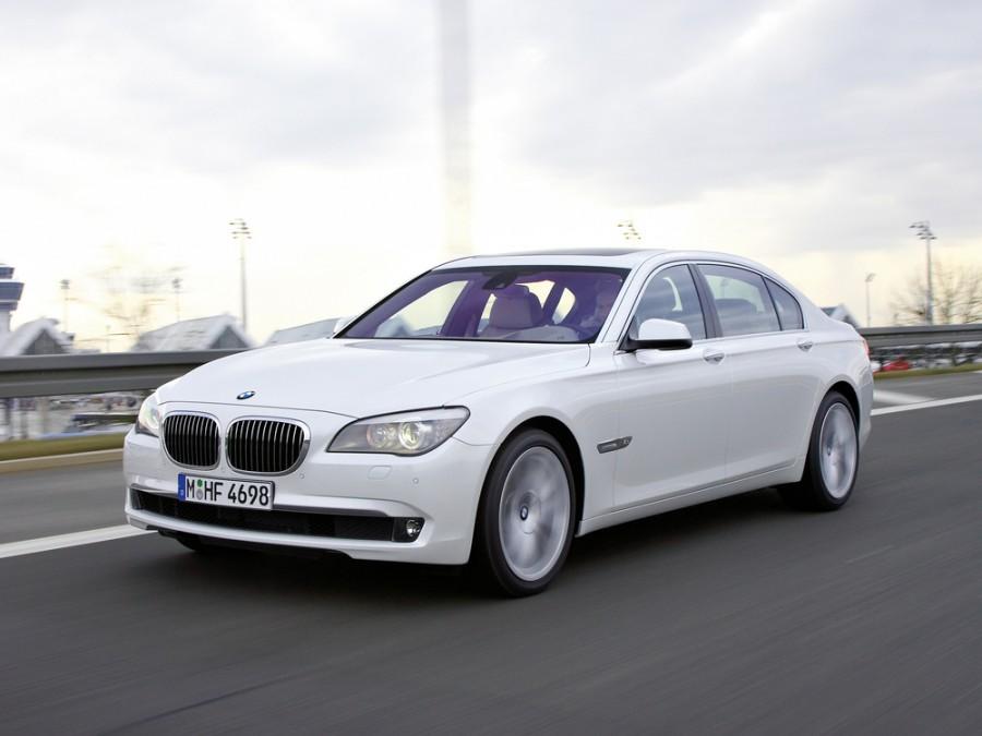BMW 7-series, Асбест