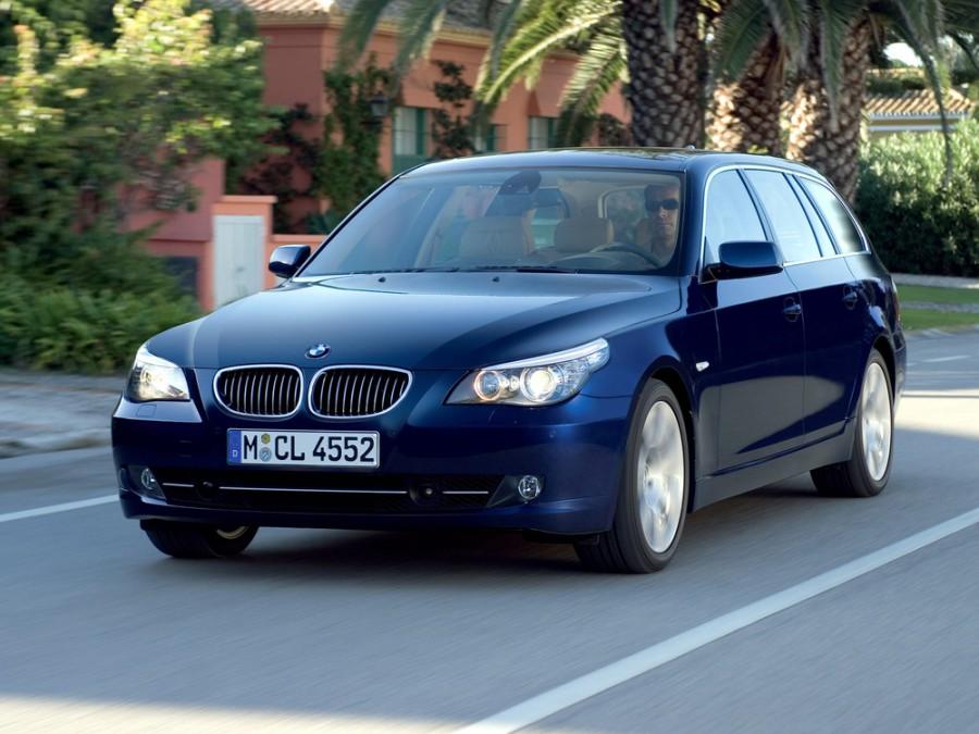 Bmw 5-series Touring универсал, 2007–2010, E60/E61 [рестайлинг] - отзывы, фото и характеристики на Car.ru