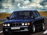Bmw 7-series, E32, Седан, 1986–1994