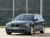 Bmw 5-series, E60/E61, Touring универсал, 2003–2007
