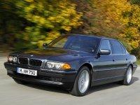 Bmw 7-series, E38 [рестайлинг], Седан, 1998–2001