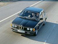 Bmw 7-series, E23 [рестайлинг], Седан, 1982–1987