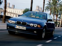 Bmw 5-series, E39 [рестайлинг], Седан, 2000–2004