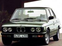Bmw 5-series, E28, Седан, 1981–1988